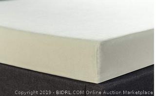 "Zinus (FULL) 6"" memory foam Comfort pressure relief mattress"