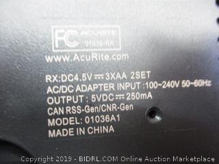 AcuRite 5 In 1 Weather Sensor