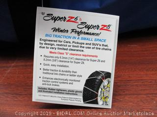 Super Z8 Tire Chains