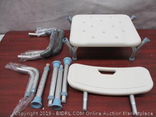 Aluminum Bath Chair