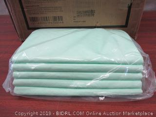 """Medline Heavy Absorbency Underpads, 36"""" x 36""""  Disposable Underpads"""