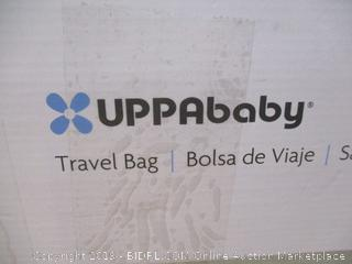 UPPAbaby VISTA Travel Bag with TravelSafe (Retail $130)
