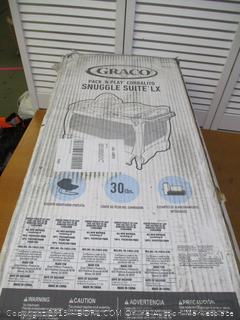 Graco Pack 'n Play Playard Snuggle Suite LX (Retail $250)