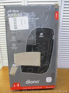 Diono Radian 3R Convertible Car Seat (Retail $200)