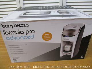 Baby Brezza Formula Pro Advanced Formula Dispenser Machine (Retail $200)