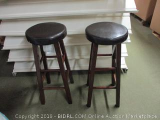 Winsome Solid Wood Barstools
