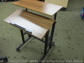 Dual Level Desk
