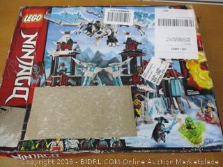 LEGO NINJAGO Castle of the Forsaken Emperor 70678 Building Kit