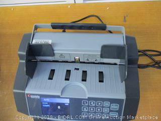 Cassida 6600 UV/MG Counterfeit Detection Business Grade Currency Counter (Retail $300)