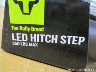 Bully Brand LED Hitch Step