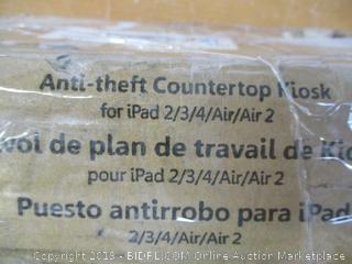 iPad Anti Theft Countertop Kiosk with Keys