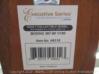 Mastercraft Collection Boeing 367-80 Model Scale:1/100