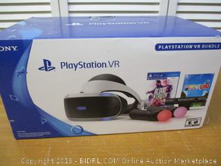 PlayStation VR - Mega Blood + Truth Everybodys Golf Bundle (Retail $350)