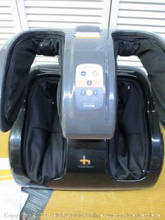 Human Touch Reflex Swing Pro Leg Massager - for Leg, Foot and Calf (Retail $350)