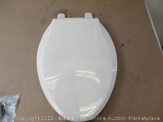 Kohler Elongated Toilet Seat with NightLight (Damaged)