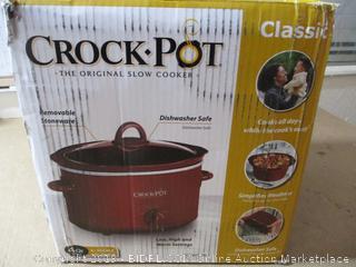 Crock-Pot Slow Cooker (Dented)