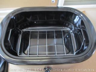 Oster 22Qt. Roaster Oven (Broken Handle)