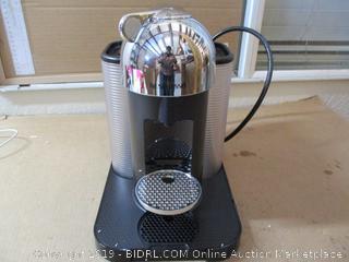 Beeville Nespresso BNV220 Coffee Maker (Side Capsule Container Broken)