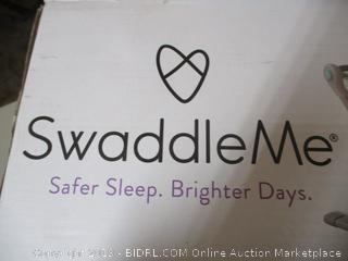 SwaddleMe- By Your Bed Sleeper- Inclined Bedside Sleeper ( Factory Sealed)