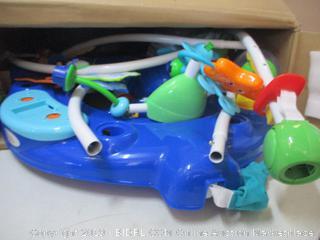Baby Einstein- Neptune's Ocean Discovery Jumper/Activity Center