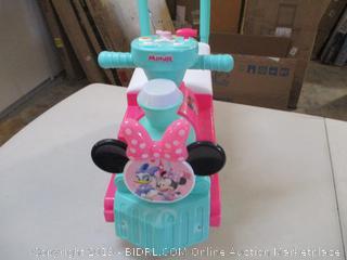 Kiddieland- Disney Minnie Mouse-Play n' Sort- Activity Train