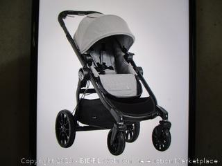 Baby Jogger- City Select LUX- Stroller-Slate (missing canopy)