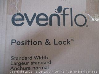 "Evenflo- Position & Lock Safety Gate- (26""-42"" x 23"")"