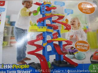 Fisher Price- LittlePeople- Take Turns Skyway- Playset