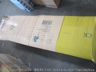 """14"""" Icoil Spring Gel Foam Cooling Mattress Size Cal King (Damaged)"""