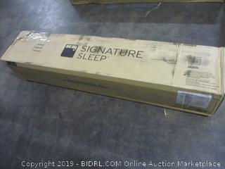 Signature Sleep 10 in. Coil Mattress Size Queen
