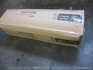 "11.5"" Gel Foam Hybrid Mattress Size Queen"