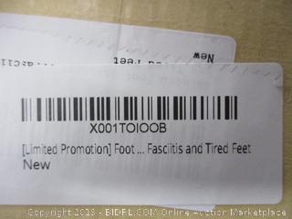Shiatsu Foot Massager w/ Kneading and Heat