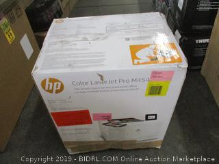 HP Color LaserJet Pro M454dw (Box Damage)