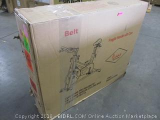 Evelution Pro Magnetic Belt Drive Indoor Cycling Bike (Bike Damage)