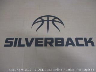 "Silverback 60"" In-Ground Basketball System (Box Damage)"