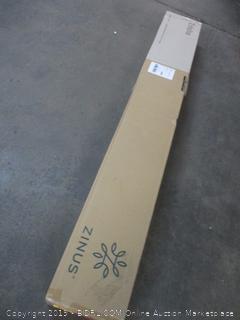 "7"" Platforma Bed Frame Size Queen (Water Damaged Box)"