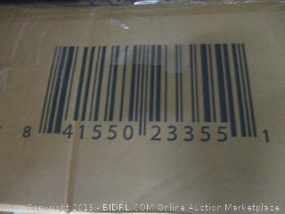 "Quick Snap 16"" Standing Mattress Foundation Size Queen (Box Damaged)"