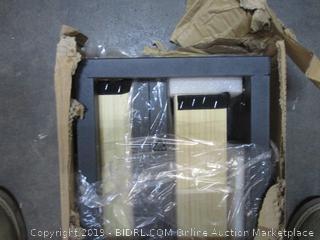Platforma 10 in. Mattress Foundation Size Queen (Box Damaged)