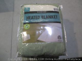 Heated Blanket Size Full