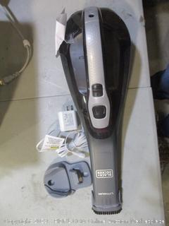 Black + Decker Handheld Vacuum
