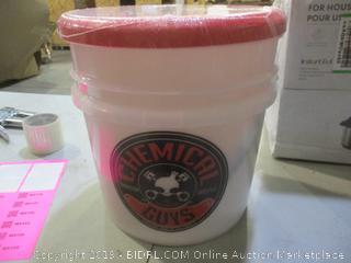 Chemical Guys Bucket Set