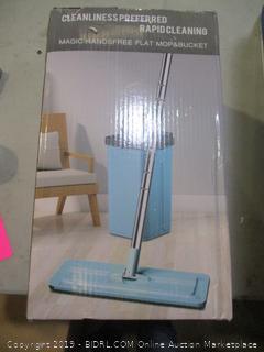 Magic Handsfree Flat Mop & Bucket