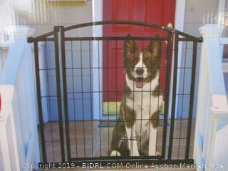 Walk-Through Pet Gate