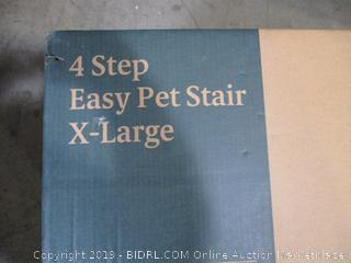 4 Step Easy Pet Stair X-Large
