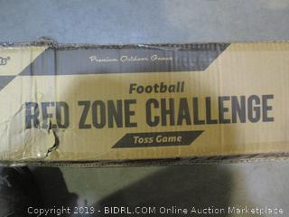 Red Zone Challenge Football Toss Game