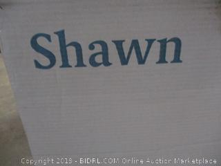 """Zinus Shawn queen size smartbase 14"""" bed frame"""