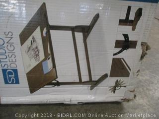 vintage table furniture item
