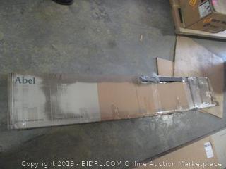 """Abel queen size metal quick lock 14"""" smart platform bed"""