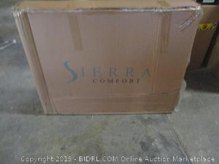 Sierra comfort portable massage table