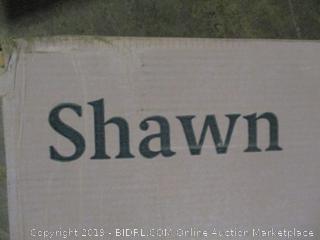Zinus Shawn full size metal platform bed